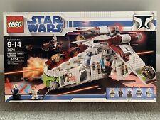 LEGO Star Wars Republic Gunship (7676) New (Other)