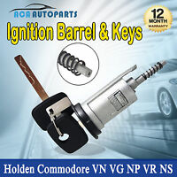 Ignition Barrel Keys Holden Commodore VG VN VP VR VS Statesman Berlina Crewman