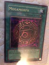 Yu-Gi-Oh Megamorph Card