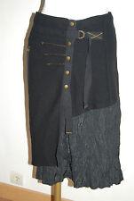 LILIANE H jupe noire taille 38
