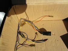Suzuki Outboard 36610-95300 WIRING HARNESS, REMOTE CONTROL & BATTERY LEADS
