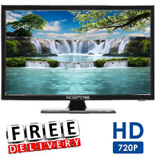 HD LED TV Sceptre 19 Class 720P  Small 169 Cabinet Home With Stand