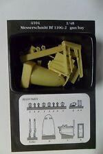 AIRES HOBBY MODELS 1:48 RESIN ACCESSORIES MASSERSCHMITT BF 110G-2 ART 4104