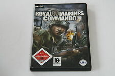 The Royal Marines Commando (PC) USK 18
