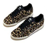 Adidas Continental 80 Shoes Leopard F33994 Men's Size 4.5 , 5 , 9.5 , 10 , 13