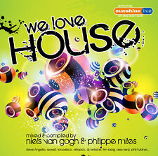 CD Nous Aimons House d'Artistes divers 2CDs