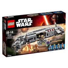 LEGO Star Wars 75140  Resistance Troop Transporter NEU OVP