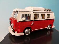 LEGO Fertiges Lego Modell 35 VW Bully Campingbus 10220