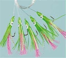 Esche e mosche Fladen per la pesca in acqua salata
