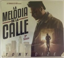 La Melodia de la Calle - 3rd Season - Tony Dize (CD Digipak, 2015) FREE SHIPPING