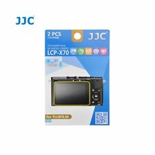 JJC LCP-X70 LCD Screen Protector Guard Film Cover for Fujifilm X70 Camera