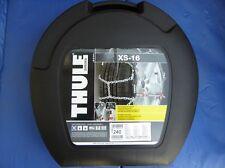 Thule XS-16 240 Schneeketten 255/45 18 235/55 17 215/75 16 Audi A7 A4 BMW X1 X3