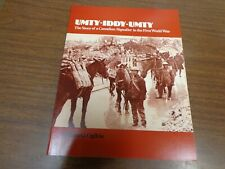 Umty-Iddy-Umty Story Of A Canadian Signaler In Ww1 Canada War Reference Book