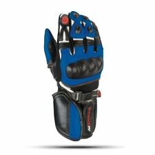 Nitro NG-101 Motorcycle Motorbike Sports Breathable Gloves Blue