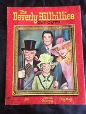 THE BEVERLY HILLBILLIES ORIGINAL 1964 WHITMAN  #1955 CUT OUT DOLLS