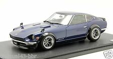 1/18th Ignition Model Nissan Fairlady Z (S30) Blue Customise, MR BBR