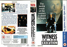 Witness To The Execution - Sean Young - Used Video Sleeve/Cover #16254