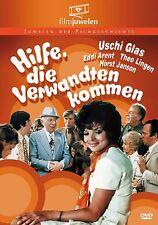 Hilfe, die Verwandten kommen - mit Uschi Glas & Theo Lingen - Filmjuwelen DVD