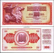 JUGOSLAWIEN/ YUGOSLAVIA - Banknote 100 Dinara . 1981   -Pick#90b - UNC