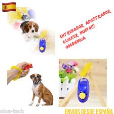 Adiestrador Entrenador Llavero De Entrenamiento Para Perros Con Pulsera Cliker
