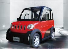 Elektroauto Leichtkraftauto bis 45 Km/h mit EEC/COC Zulassung
