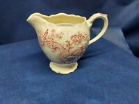 VintageTaylor Smith & Taylor Pink Dogwood Fairway Creamer Circa:1944 Retired USA