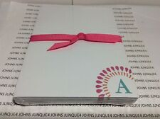 HALLMARK LETTER A MONOGRAM NOTE PAD New in sealed plastic 150 sheets of paper