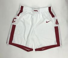 Nike Washington State Cougars Digital Elite Crossover Short Men's L White 930674
