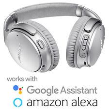 Bose QuietComfort 35 Noise Cancelling Wireless Headphones Series II QC35 Silver