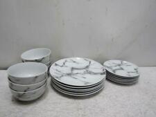 Godinger Gatherings Rayo 18-Piece Dinnerware Set, 70345