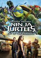 New: TEENAGE MUTANT NINJA TRUTLES: OUT OF THE SHADOWS - DVD