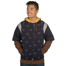 The Witcher Grandmaster Hooded Zip Blue-Brown - Xt-large - official merchandise