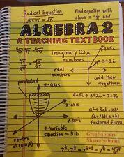 Teaching Textbooks Algebra 2 set