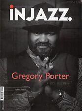 InJazz. 2016 1#Gregory Porter,Odwalla,Jackson Pollock,David Bowie,ACT Records,hh