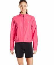 CANARI Women's Radiant Wind Shell Jacket Jacket, Hot Pink, Medium