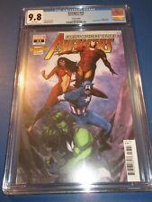 Avengers #33 Spider-woman Variant CGC 9.8 NM/M Gorgeous Gem Wow