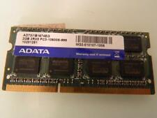 Adata 2 GB PC3-10600S AD73I1B1674EG Laptop Memory