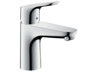 Hansgrohe Focus 100 Waschtisch Einhebelmischer Armatur 31607000 Inkl. Ablauf