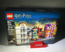 LEGO 40289 Harry Potter Diagon Alley Micro Build 374 pcs New In Hand Free Ship