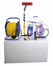 PRO 650 LTR WATER FED POLE WINDOW CLEANING VAN SYSTEM