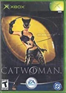 Catwoman Cat Woman Microsoft Original Xbox NEW Factory Sealed