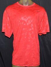 New Nike Camo Legend Tailwind Running Dri-Fit T-Shirt Mens 2X-Large Red Training