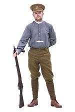 WW1 British army shirt grey back 40 chest size small