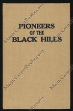 Aken PIONEERS OF THE BLACK HILLS Gold Rush SOUTH DAKOTA French Creek HISTORY SD