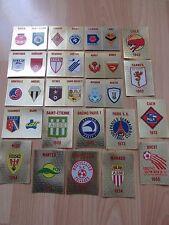 PANINI FOOTBALL 90 - 1990 - Vente à l'unité d'écussons originaux  neufs