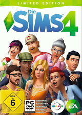 Die Sims 4 - Limited Edition (PC, 2014, DVD-Box)