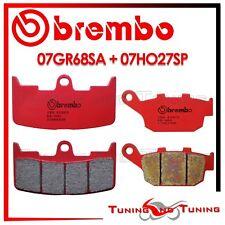Pastiglie Freno BREMBO Anteriori SA + Post SP BUELL XB9S LIGHTNING 984 2003 2004