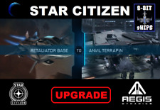 Star Citizen - Aegis Retaliator Base to Anvil Terrapin Upgrade