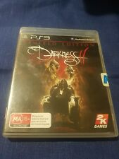 The Darkness 2 - Limited Edition - Tested - Working - Complete - includes Poster