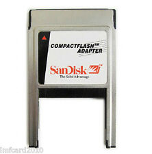 Compact Flash Card to PCMCIA Card Adapter Type II CF to PC adapter